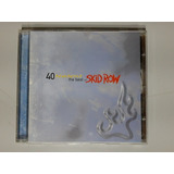 skid row-skid row Cd Skid Row 40 Seasons The Best Of Skid Row