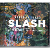slash-slash Cd Slash World On Fire