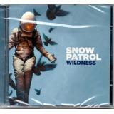 snow patrol-snow patrol Cd Snow Patrol Wildness Lacrado