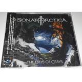 sonata arctica-sonata arctica Sonata Arctica The Days Of Grays cd Lacrado
