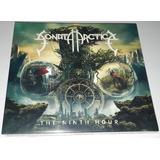 sonata arctica-sonata arctica Sonata Arctica The Ninth Hour digipak cd Lacrado