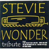 stevie wonder-stevie wonder Cd Lacrado Stevie Wonder Tribute 2002