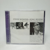 stevie wonder-stevie wonder Cd Stevie Wonder Song Review A Greatest Hits Collection