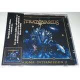 stratovarius-stratovarius Stratovarius Enigma Intermission Ii cd Lacrado