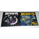 strike-strike Jackdevil 2 Cds Novos evil Strikeback To The Garage