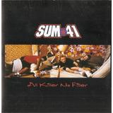 sum 41-sum 41 Cd Sum 41 All Killer No Filler