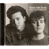 tears for fears-tears for fears Cd Tears For Fears Songs From The Big Chair