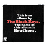 the black keys-the black keys Cd The Black Keys Brothers