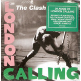 the calling-the calling Cd digipack The Clash London Calling