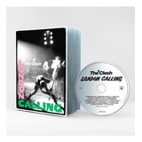 the calling-the calling The Clash London Cd Calling Scrapbook Limited Edition