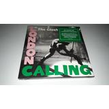 the clash-the clash The Clash London Calling cd dvd Lacrado