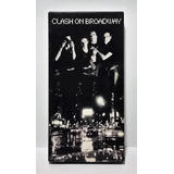 the clash-the clash Tk0m Cd The Clash On Broadway 3cds Book Booklet Importad