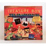 the cranberries-the cranberries Tk0m Cd The Cranberries The Treasure Box 4cds Lacrado Import