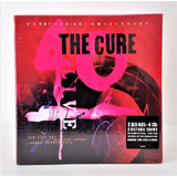 the cure-the cure Tk0m Cd The Cure 40 Live Curaetion 4 Cd 2 Bluray Lacrado
