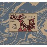 the doors-the doors Cd The Doors London Fog 1966 Ao Vivo