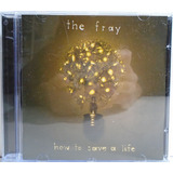 the fray-the fray The Fray 2005 How To Save A Life Cd Over My Head Fall Away