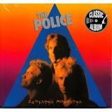 the police-the police Enhanced Cd Zenyatta Mondatta The Police Capa Dura Importado