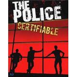 the police-the police The Police Certifiable Digipak C 1 Blu Ray 2 Cds Lacrado