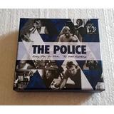 the police-the police The Police Every Move You Make Box Set 6cds Importado Novo
