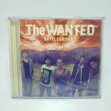 the wanted-the wanted Cd The Wanted Battleground Original Lacrado