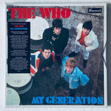 the who-the who The Who My Generation Super Deluxe Edition Box 05 cds 2016