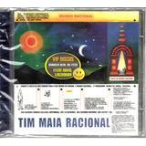 tim maia-tim maia Cd Tim Maia Racional discos 1 E 2 Em 1 Cd Novo Lacrado