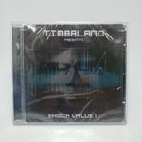 timbaland-timbaland Cd Timbaland Presents Shock Value 2 Original Lacrado