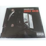 timbaland-timbaland Cd Timbaland Presents Shock Value Lacrado