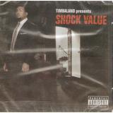 timbaland-timbaland Cd Timbaland Presents Shock Value