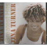 tina tuner-tina tuner Cd Tina Turner Greatest Hits Lacrado