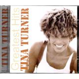 tina tuner-tina tuner Cd Tina Turner Greatest Hits