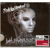 tokio hotel-tokio hotel Cd Tokio Hotel Humanoid Music Pac