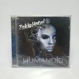 tokio hotel-tokio hotel Cd Tokio Hotel Humanoid Original Lacrado