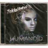tokio hotel-tokio hotel Cd Tokio Hotel Humanoid