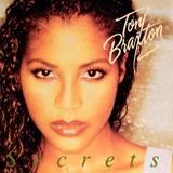 toni braxton-toni braxton Cd Lacrado Toni Braxton Secrets 1996