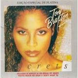 toni braxton-toni braxton Cd Secrets Toni Braxton Edicao Especia Toni Braxton