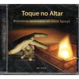 toque no altar-toque no altar Cd Toque No Altar Ao Vivo M Apascentar De Nova Iguacu