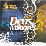 toque no altar-toque no altar Cd Toque No Altar Deus De Milagres Playback