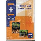 tribo de jah-tribo de jah Dvd Cd Tribo De Jah Ao Vivo 15 Anos
