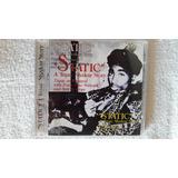 tupac shakur-tupac shakur Cd Static A Tupac Shakur Story Importado Made In Japan Raro