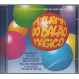 turma do balão mágico-turma do balao magico Cd A Turma Do Balao Magico As Melhores