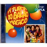 turma do balão mágico-turma do balao magico Cd Dose Dupla A Turma Do Balao Magico Trem Da Alegria