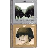 u2-u2 2 Cd S U2 The Best Of 1980 1990 U2 The Best Of 1990 2000