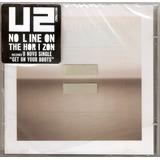 u2-u2 Cd U2 No Line On The Horizon