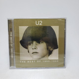 u2-u2 Cd U2 The Best Of 1980 1990 Original Lacrado