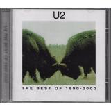 u2-u2 Cd U2 The Best Of 1990 2000 Novo Lacrado Original