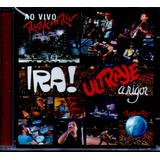 ultraje a rigor-ultraje a rigor Cd Ira E Ultraje A Rigor Ao Vivo No Rock In Rio