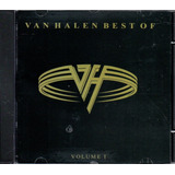 van halen-van halen Cd Van Halen Best Of Volume 1