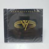 van halen-van halen Cd Van Hallen Best Of Vol 1 Original Lacrado
