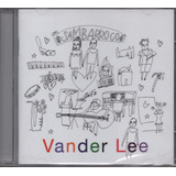 vander lee-vander lee Cd Vander Lee Sambarroco